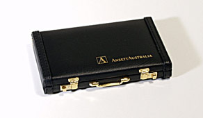 BUSINESS CARD HOLDER (Miniature Briefcase)